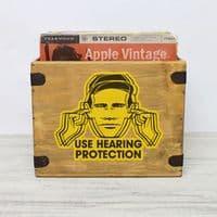 Yellow Noise  LP Record Boxes